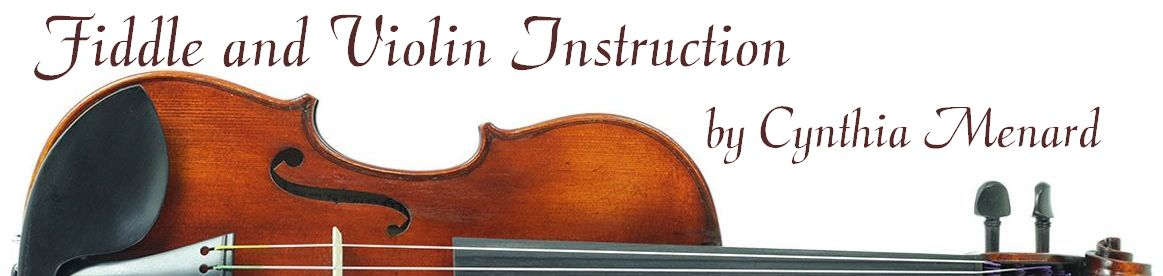 Fiddle and Violin Instruction by Cynthia